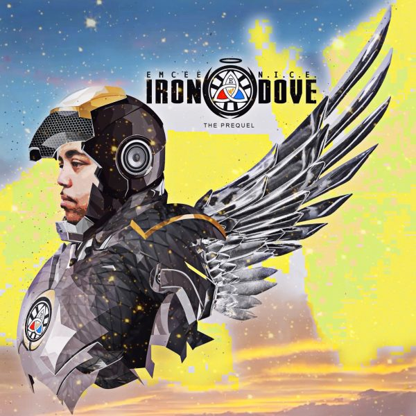 Iron Dove Prequel EP Cover